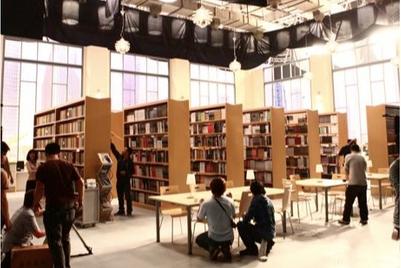 扬罗必凯携手脉动推出全新电视广告——推倒图书馆篇