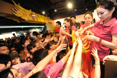 阿迪达斯发布聚龙环,为中国健儿加油助威