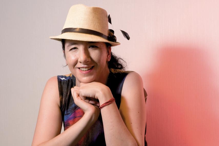 人物特写:Creative Underground创始人Sherri Maxwell不拘一格的创意之路