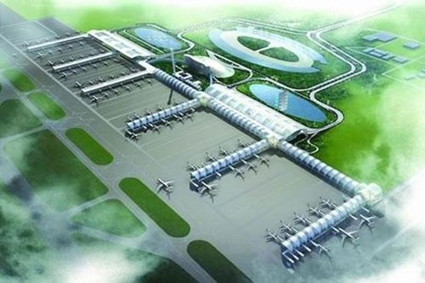 五粮液机场效果图
