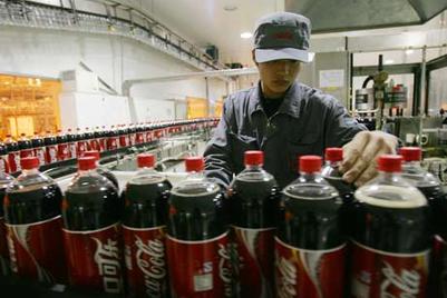 质量问题致使可口可乐品牌形象在华受损