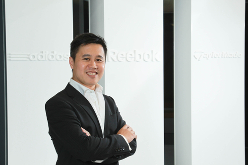 阿迪达斯区域重组,萧家乐升任香港董事总经理
