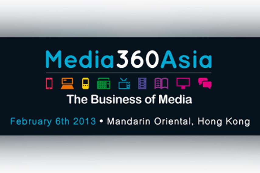 Media360Asia大会首轮演讲嘉宾名单出炉