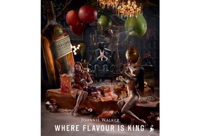 尊尼获加全新广告:风味即是王道