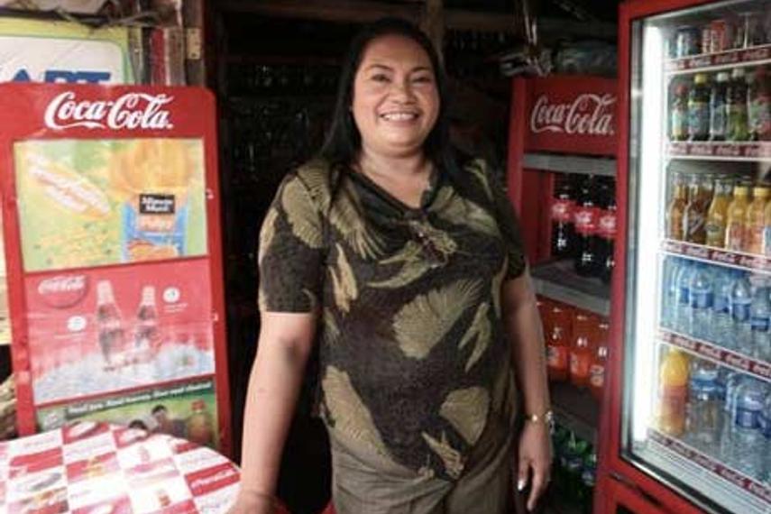 """可口可乐公司""""5by20""""项目将惠益更多亚洲妇女"""