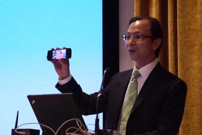 第一财经频道在新加坡正式开播