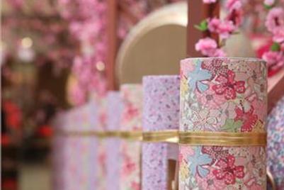 香港圆方携手英国Liberty Art Fabrics创意打造新年装置