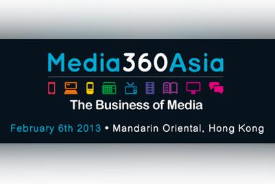 直击Media360Asia峰会精彩看点