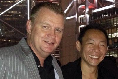 Barry Cupples即将卸任宏盟媒体集团亚太区首席执行官