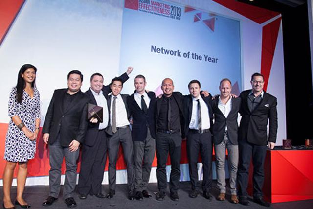 2013亚洲实效营销节公布获奖名单