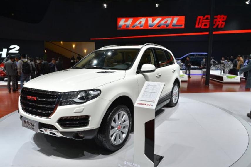 中国市场SUV热销势头持续升温