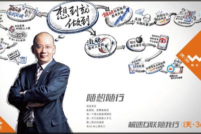 智威汤逊赢回中国联通品牌业务