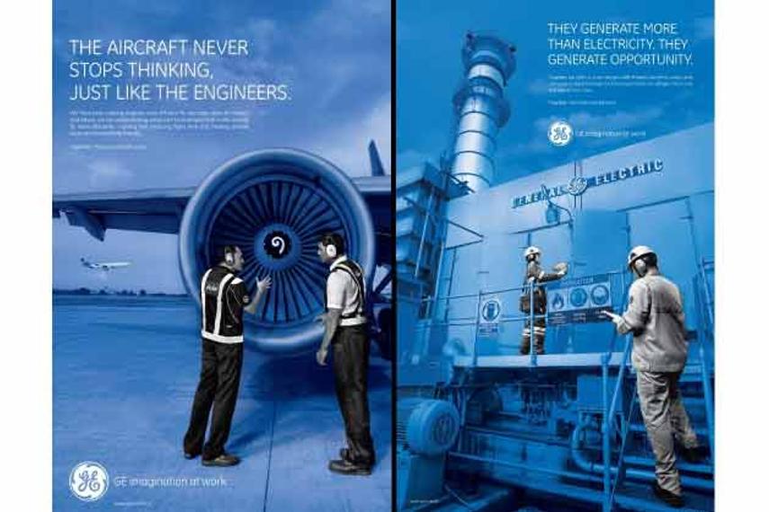 通用电气近日在东南亚推出GE Works主题广告
