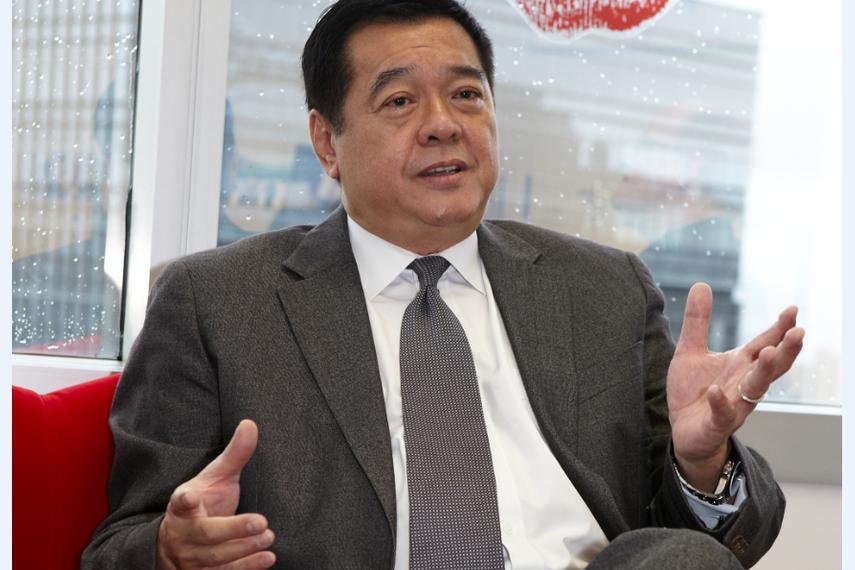 对话玫琳凯亚太区总裁蔡庆国:直销企业宗教化是谬论