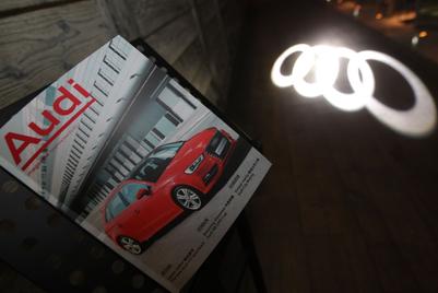 港版奥迪企业出版物《Audi Magazine》首发