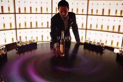 以高端单一麦芽威士忌迎合亚洲消费者的味蕾