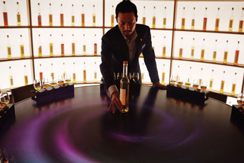 推出更高档威士忌,迎合亚洲消费者的味蕾