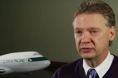 Dennis Owen转战国泰航空亚太总部
