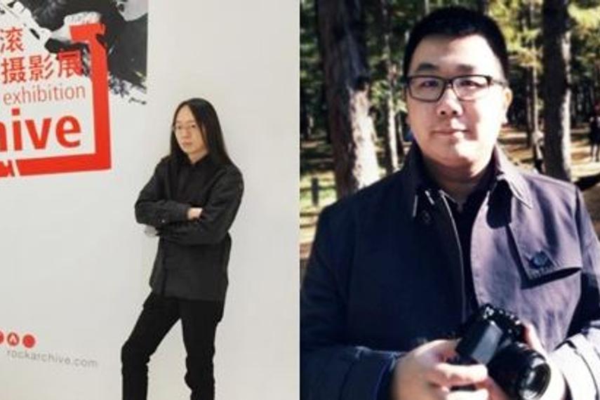 从左至右:吴坤桂和Tjiputra