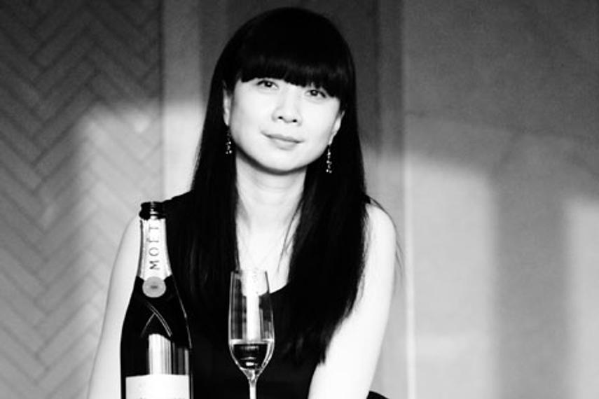梁晶(Christina Leung)