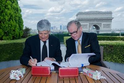 官方声明:阳狮和宏盟取消合并