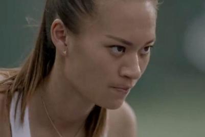 作品:Adidas《由我创造》广告女主角展示强大气场
