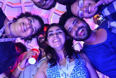 Goafest 2016: Images from the after party on Day One