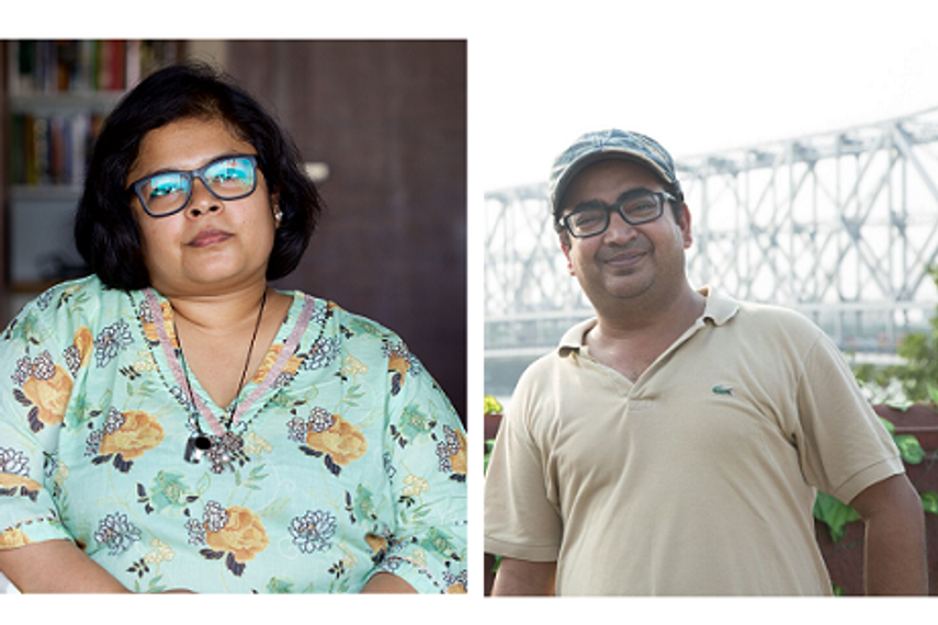 Dentsu Creative Impact ropes in Anupama Ramaswamy from Cheil and Akashneel Dasgupta from ADK as ECDs
