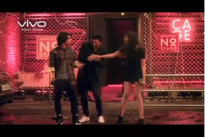 Vivo V3 helps Ranveer hijack nightclub date, demos speed again