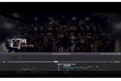 Philips launches interactive music video featuring Metropole Orchestra