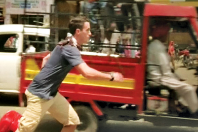 American Tourister unveils latest 'Survive the World' TVC