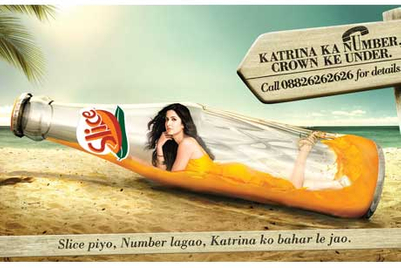 Slice offers opportunity to date Katrina Kaif this summer