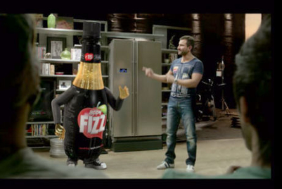 Saif Ali Khan hangs out with Appy Fizz in new campaign