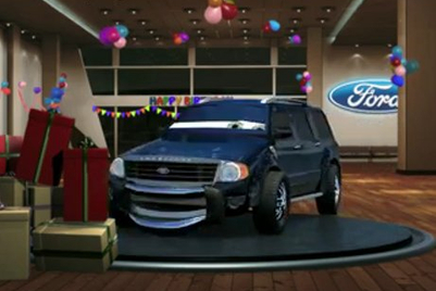 Ford to host Figo's 2nd birthday party at dealer networks