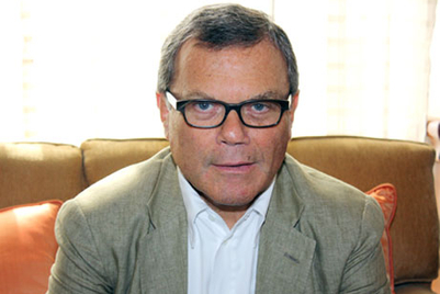 'WPP would still be bigger in Asia': Sir Martin Sorrell