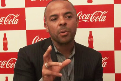 Video: In conversation with Jonathan Mildenhall, Coca-Cola