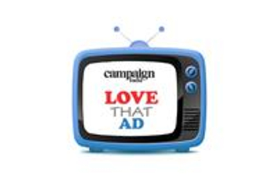 Video: Campaign India 'Love That Ad'