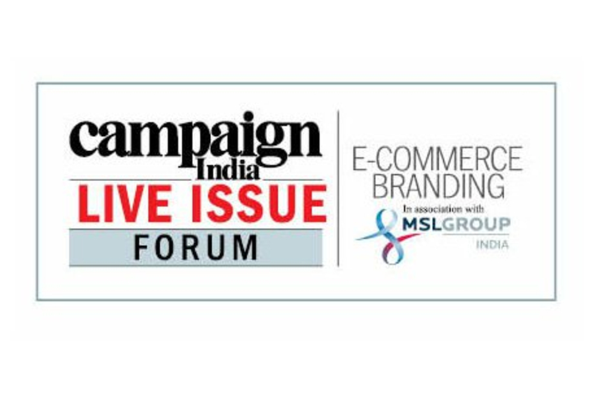 Campaign India Live Issue Forum to kick off with discussion on 'E-commerce Branding'
