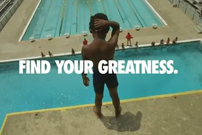 Nike campaign woos everyday athletes, breaks before Olympics