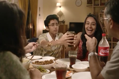 Coca-Cola seeks to bring back togetherness to meals