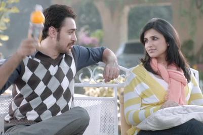 Maaza adds 'love', Imran Khan and Parineeti Chopra to 'all season mango' proposition