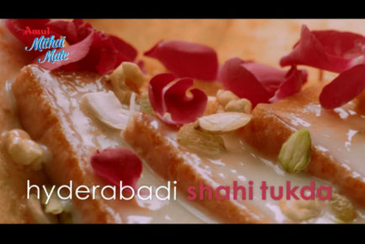 Amul Mithai Mate plays key role in global dessert fantasy