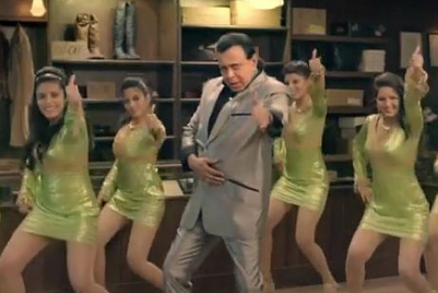 GoDaddy gets 'disco dancer' Mithun da to communicate business benefits of a website