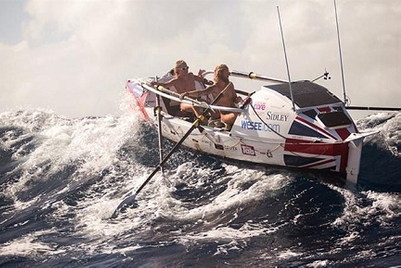 Duracell rides mast on epic Transatlantic voyage