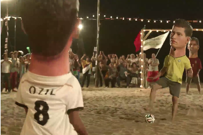 Sony asks fans to 'Live the Magic' for World Cup 2014