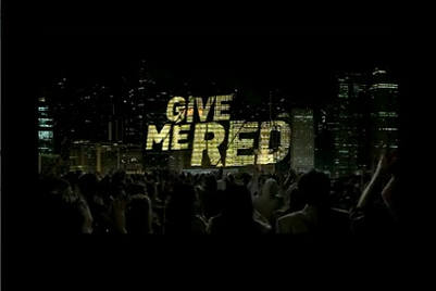 Eveready lights up the night to refresh 'Give me red' identity