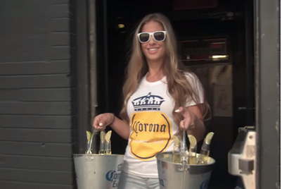 Weekend Fun 1: Corona Extra beams some sun on Canadians