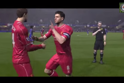 MMGB: FIFA 15 gets fans to 'feel the game'