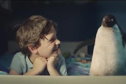 Watch John Lewis' new Christmas 2014 ad evoke the magic of friendship