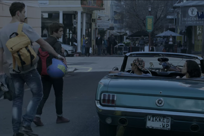 Fastrack 'gets trippin' with an interactive video